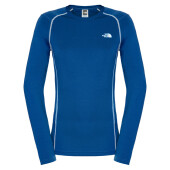 W Warm Long Sleeve Crew Neck Shirt