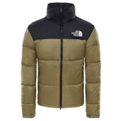 The North Face M Himalayan Fullzip New Taupe Green