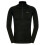 M Hybrid Long Sleeve Zip Neck Shirt