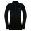 W Hybrid Long Sleeve Zip neck Shirt